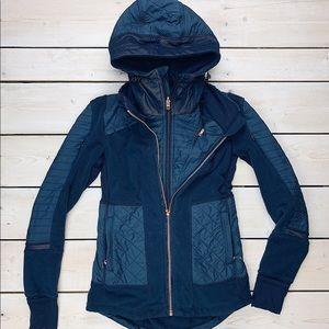 🍋LULULEMON Fleecy Keen Jacket in Inkwell